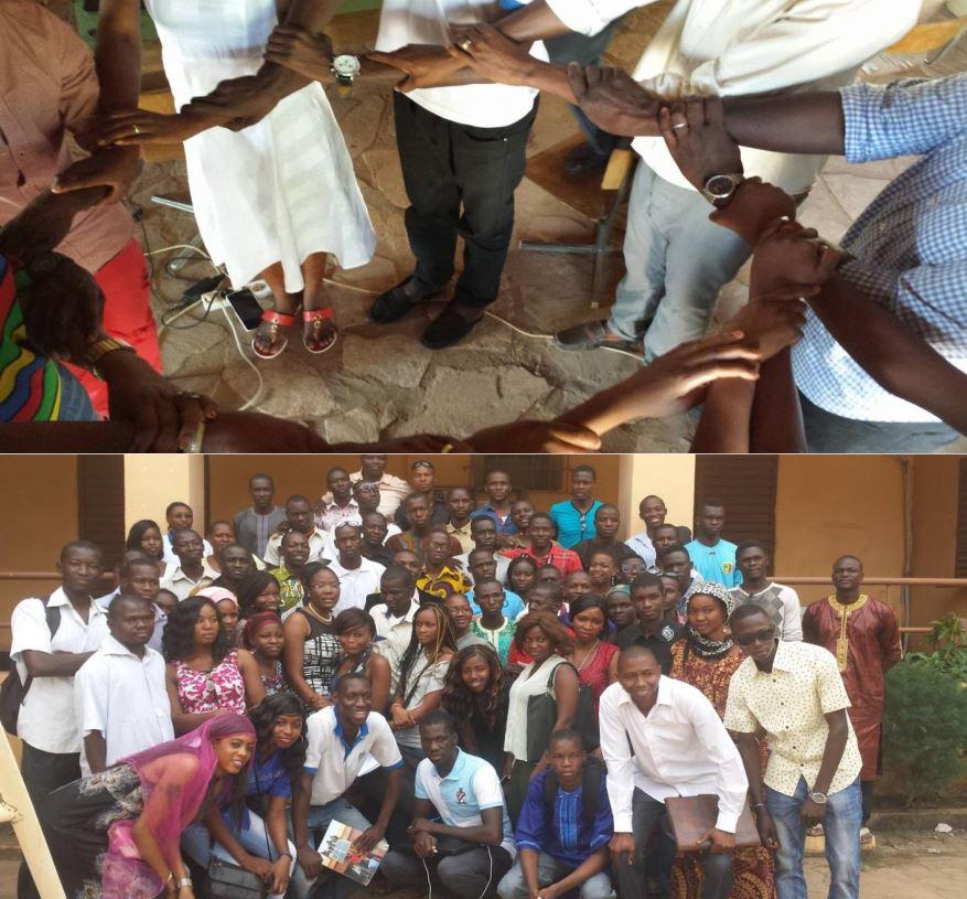 Les jeunes maliens unissent leurs énergies contre les changements climatiques