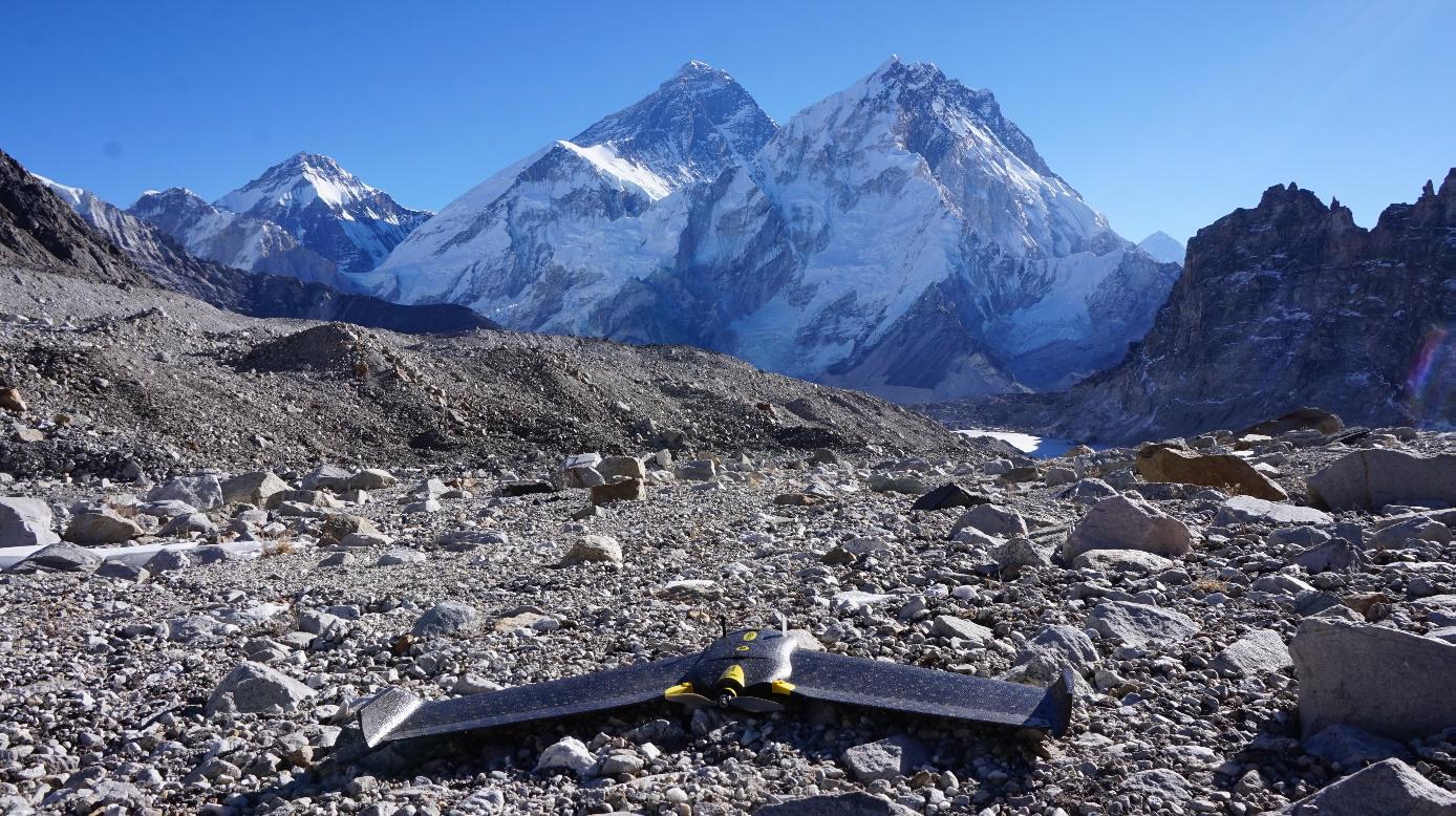 uav project nepal - climate adaptation.