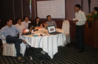 Role-play 2: Thailand case study, visit to the local authority