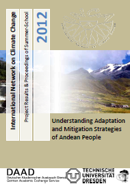 Proceedings of the International Network on Climate Change (INCA) 2012