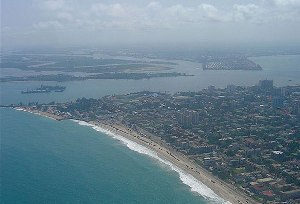 Nigeria: Sea-Level Rise and Impacts in Africa, 2000 to ...