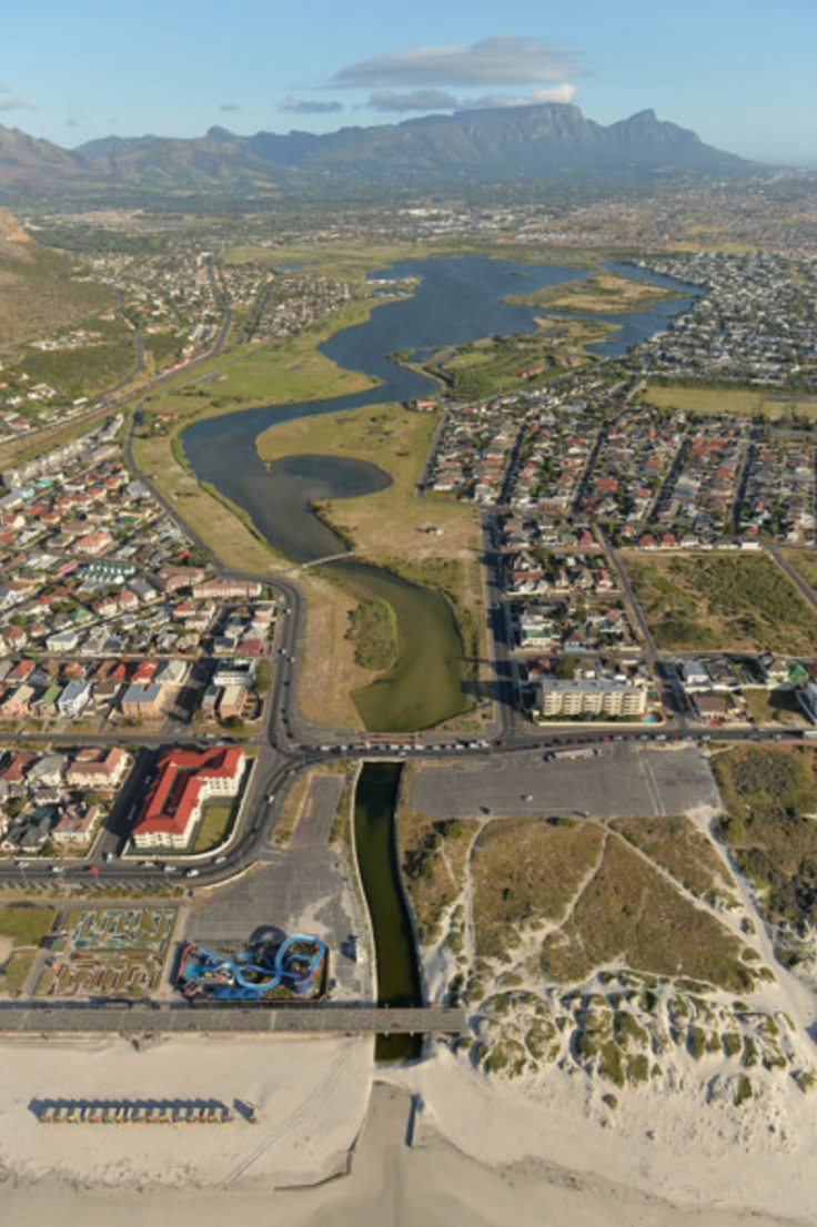 Source to Sea project Cape Town. Photo from Source to Sea website.