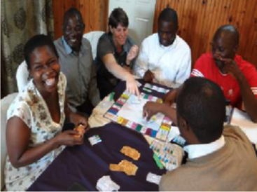 Education tools for rural flood risk in Malawi