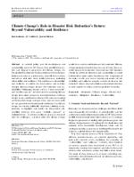 11341-0 - climate adaptation.