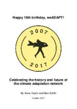 47976-0 - climate adaptation.