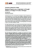 50916-0 - climate adaptation.