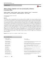 54256-0 - climate adaptation.