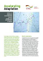 97031-0 - climate adaptation.
