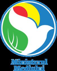 logo ministerul mediului al republicii moldova - climate adaptation.