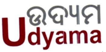 udyama logo - climate adaptation.