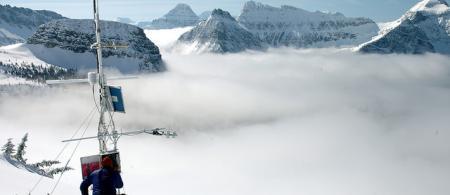 Garden Wall Weather Station in Glacier National Park, USA. Credit: U.S. Geological Survey