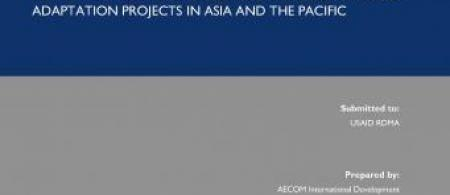 An Assessment of Specialized International Funds with Available Resources for Climate Change Adaptation Projects in Asia and the Pacific