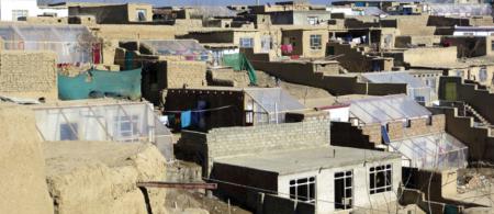 passive solar house Kabul