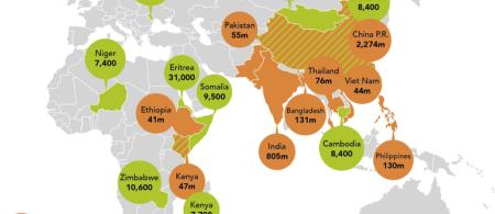 health impact map