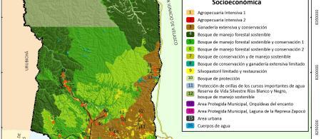 Ajuste de la metodología para la formulación de la zonificación agroecológica y socioeconómica para los Planes Municipales de Ordenamiento Territorial (PMOT) en el Bosque Seco Chiquitano