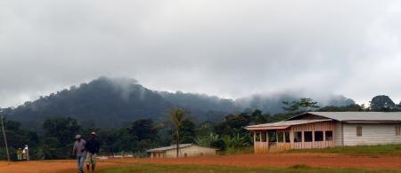 Atom village