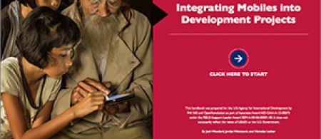 Handbook: Integrating Mobiles into Development Projects