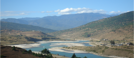 bhutan - climate adaptation.