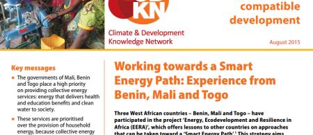 energy - climate adaptation.