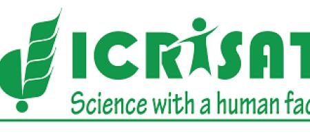 icrisat logo - climate adaptation.