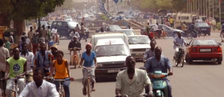 ouagadougou - climate adaptation.