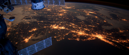 Photo credit: @NASA's Earth Observatory, Flickr, Creative Commons