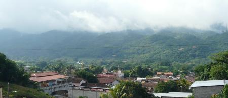 Climate-smart village in Honduras in Santa Rita, Copán