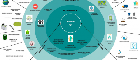 CONSIDERATIONS FOR TAKING RESILIENCE FORWARD AT THE CITY SCALE