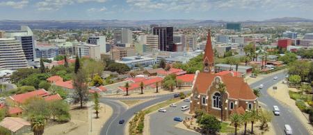 Windhoek by erdbeernaut