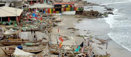 Ghana. Photographer: Ahsleigh Lovette