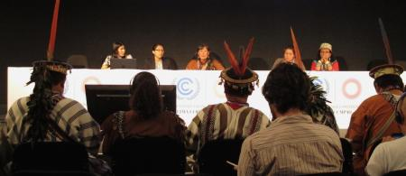 Indigenous Peoples at COP20, Lima