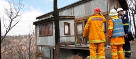 CSIRO was a participating agency in the Bushfire Cooperative Research Centre, which looked at the key issues in the February 2009 bushfires.