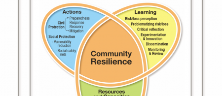emBRACE resilience framework for community resilience to natural hazards