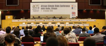 African Climate Risks Conference 2019