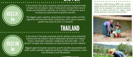 Ecosystem Services Valuation Country Case Studies