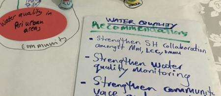 Learning lab on water quality picture