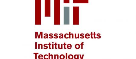 Logo is a stylised version of the letters MIT made out of red and grey rectangles.