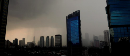 indonesia climate change