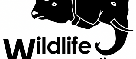 The logo is a silhouette of an elephant and a rhino.