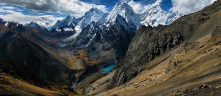 Cordillera Huayhuash, by Itay. G/Shuttershock
