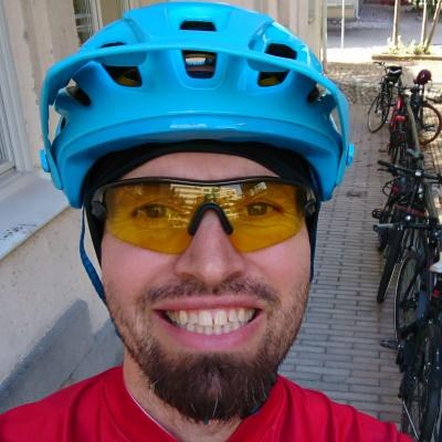 ian-caldwell-cyclist - climate adaptation.
