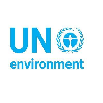 unenvironment logo english short colour - climate adaptation.