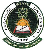 Adamawa State University logo