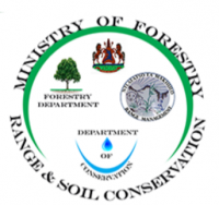 Logo from the Ministry of Forestry, Range and Soil Conservation.