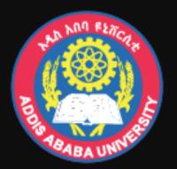 Addis Ababa University logo