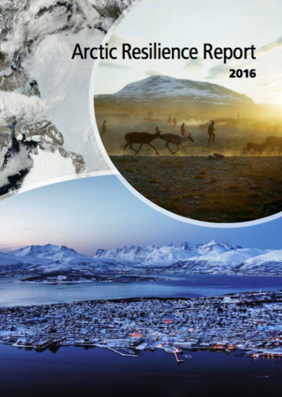 ara 2016 front page - climate adaptation.