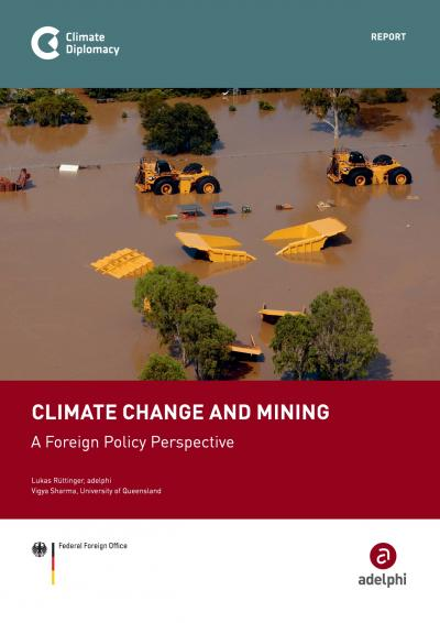 climate change and mining - adelphi report 1 1 - climate adaptation.