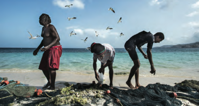 fishermen grenada p 40 - climate adaptation.