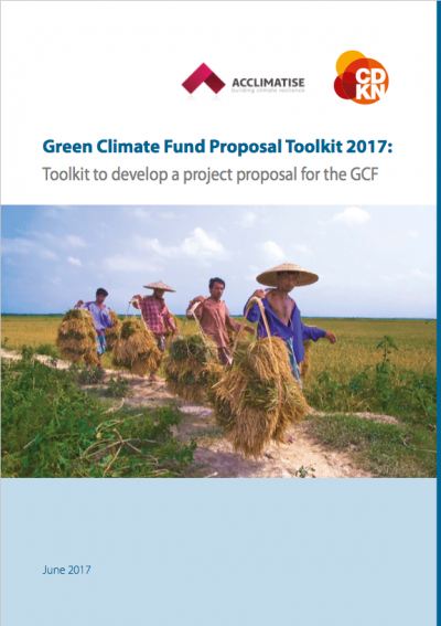 GCF project toolkit