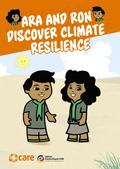 Ara and Ron discover climate resilience in the Philippines